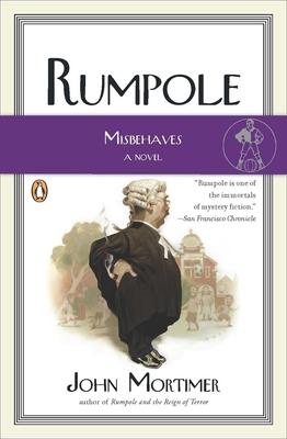 Rumpole Misbehaves - Mortimer, John