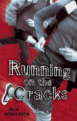 Running on the Cracks - Donaldson, Julia