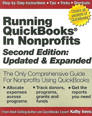 Running QuickBooks in Nonprofits - Ivens, Kathy