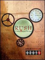 Rush: Time Machine 2011 - Live in Cleveland [Blu-ray] - Sam Dunn; Scot McFadyen