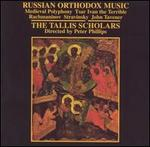 Russian Orthodox Music