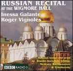 Russian Recital at the Wigmore Hall