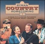 Ryman Country Homecoming, Vol. 1