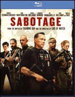 Sabotage [Blu-ray] - David Ayer