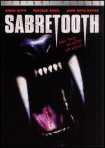 Sabretooth - James D.R. Hickox