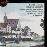 Sacred Music by Johann Schelle
