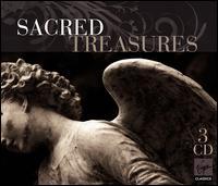 Sacred Treasures - Alastair Miles (bass); Ambrosian Singers; Ann Murray (mezzo-soprano); Carol Vaness (soprano); Catherine Malfitano (soprano);...