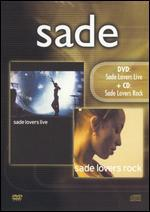 Sade: Lovers Rock - Lovers Live/Sade Lovers Rock [2 Discs]