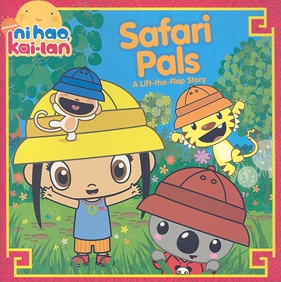 Safari Pals: A Lift-The-Flap Story - Kilpatrick, Irene (Adapted by)