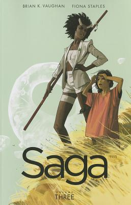 Saga: V. 3 - Vaughan, Brian K., and Staples, Fiona (Artist)
