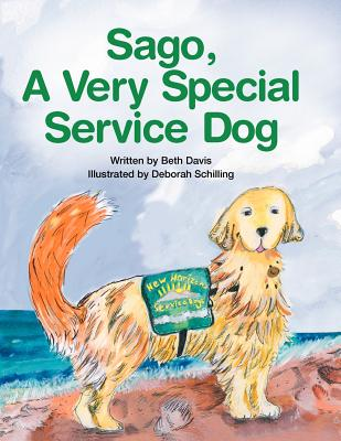 Sago, a Very Special Service Dog - Davis, Beth