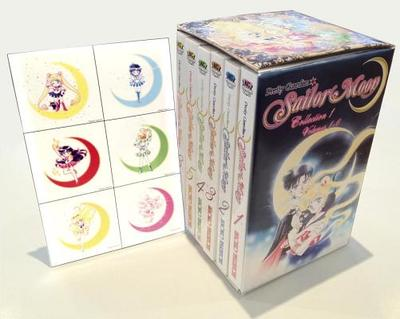 Sailor Moon Box Set 1 - Takeuchi, Naoko