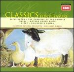 Saint-Saëns: Carnival of the Animals; Ravel: Mother Goose Suite; Bizet: Children's Games