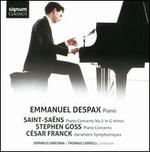 Saint-Saëns, Goss: Piano Concertos; Franck: Variations Symphoniques