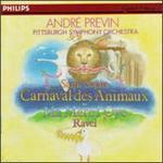 Saint-Saëns: Le Carnaval des animaux; Ravel: Ma Mère L'Oye