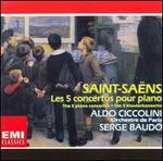 Saint-Sa�ns: Les 5 Concertos pour Piano