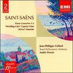 Saint-Saëns: Piano Concertos 1-5; Wedding Cake Caprice-Valse