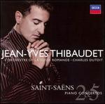 Saint-Saëns: Piano Concertos Nos. 2 & 5 - Jean-Yves Thibaudet (piano); L'Orchestre de la Suisse Romande; Charles Dutoit (conductor)