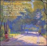 Saint-Saëns: Piano Quartet; Piano Quintet; Septet; etc.