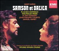 Saint-Saëns: Samson et Dalila - Alain Fondary (vocals); Christian Papis (vocals); Daniel Galvez-Vallejo (vocals); Francois Harismendy (vocals);...