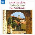 Saint-Saëns: String Quartets