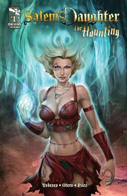 Salem's Daughter, Volume 2: The Haunting - Tedesco, Ralph (Editor), and Otero, Allan