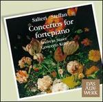Salieri, Steffan: Concertos for Fortepiano