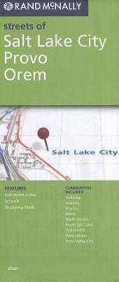 Salt Lake City Salt Lake City - Rand McNally