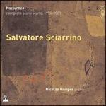 Salvatore Sciarrino: Nocturnes