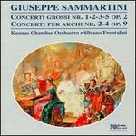 Sammartini: Concerti Grossi Op.2