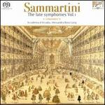 Sammartini: The Late Symphonies, Vol. 1