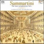 Sammartini: The Late Symphonies, Vol. 1