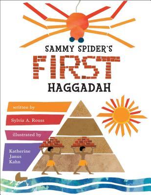 Sammy Spider's First Haggadah - Rouss, Sylvia A