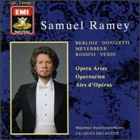 Samuel Ramey: Opera Arias - Gottfried Greiner (cello); Heinrich Weber (tenor); Samuel Ramey (bass); Bavarian Radio Chorus (choir, chorus);...