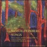 Samuil Feinberg: Songs