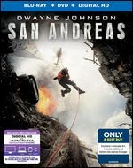San Andreas [Includes Digital Copy] [Blu-ray/DVD] [Only @ Best Buy]