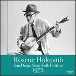 San Diego State Folk Festival, 1972