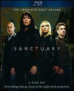 Sanctuary: The Complete First Season [Blu-ray]