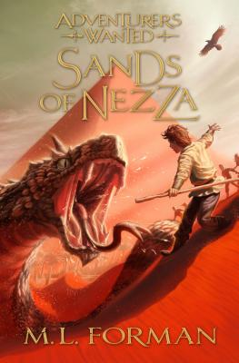 Sands of Nezza - Forman, M L