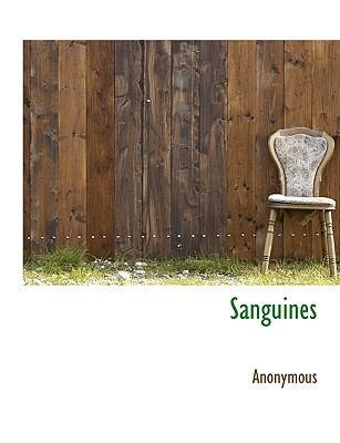 Sanguines - Anonymous