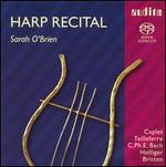 Sarah O'Brien: Harp Recital