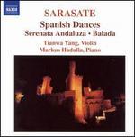 Sarasate: Spanish Dances; Serenata Andaluza; Balada