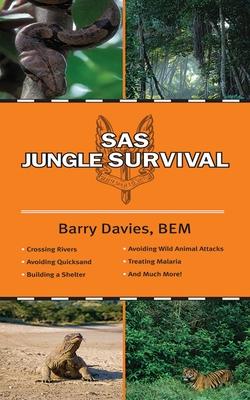 SAS Jungle Survival - Davies, Barry