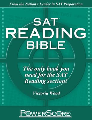 SAT Reading Bible - Wood, Victoria