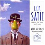 Satie: Oeuvres pour Piano