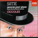 Satie: ?uvres pour piano