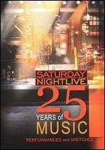 Saturday Night Live: 25 Years of Music [5 Discs]