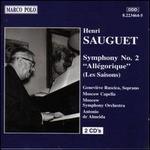 """Sauguet: Symphony No. 2 """"Allegorique"""""""