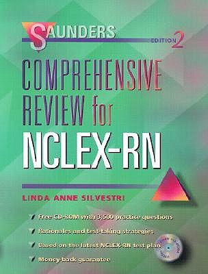 Saunders Comprehensive Review for NCLEX-RN (Book ) - Silvestri, Linda Anne