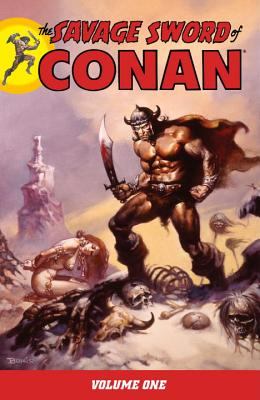 Savage Sword of Conan Volume 1 - Thomas, Roy